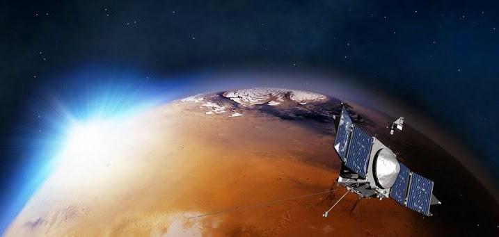 Mars Atmosphere and Volatile EvolutioN Mission (MAVEN)