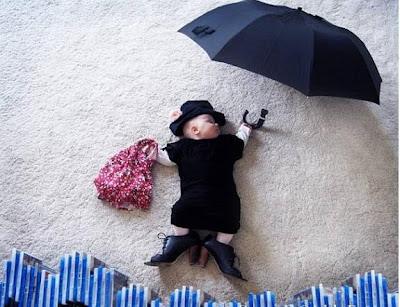 Ropa elegante para bebe
