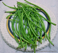 Karamani or Payathangai [ Yard Long Beans ]