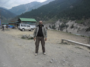 At Sonamarg.