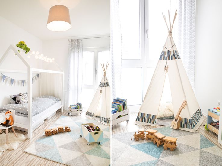 Pequefelicidad habitaciones montessori 30 ideas inspiradoras for Montessori kinderzimmer