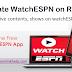 How to Watch ESPN Com Activate on Roku - Login espn.com/activate - Roku.Com/Link