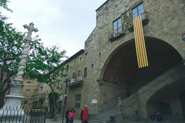カタルーニャ図書館(Biblioteca de Catalunya)