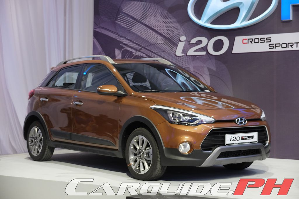 Hyundai Philippines Preview I20 Cross Sport (w/ Specs)
