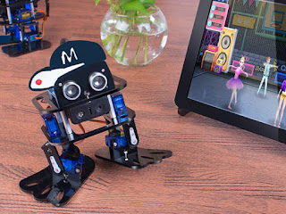 Learn Robotics Programming by Making This Robot Walk, Dance, & Kick!