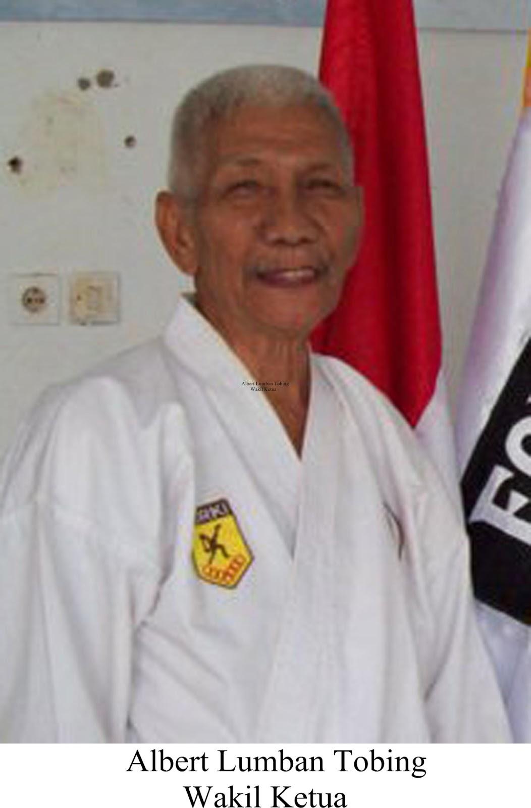 Guru Besar Karate : besar, karate, INKAI, JAKARTA, SELATAN:, Profil, Dewan