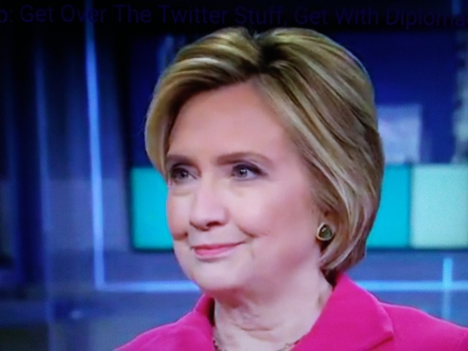 The Last Tradition: She still doesn't get it: Hillary admits