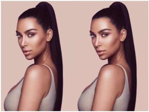 Kim Kardashian P0ses Completely N.*d3 Again In $3xy Photoshoot