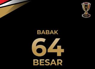 Daftar Tim Babak 64 Besar Piala Indonesia 2018