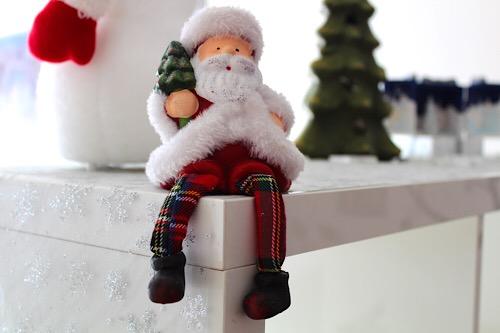 Weihnachtsdekoration günstig ergattern
