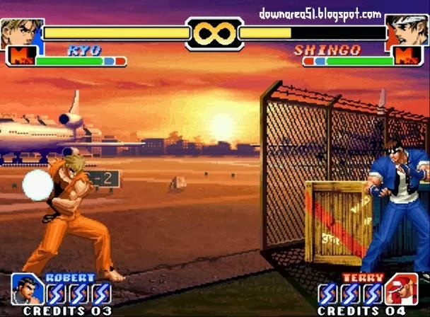 RYO Super Move KOF 99