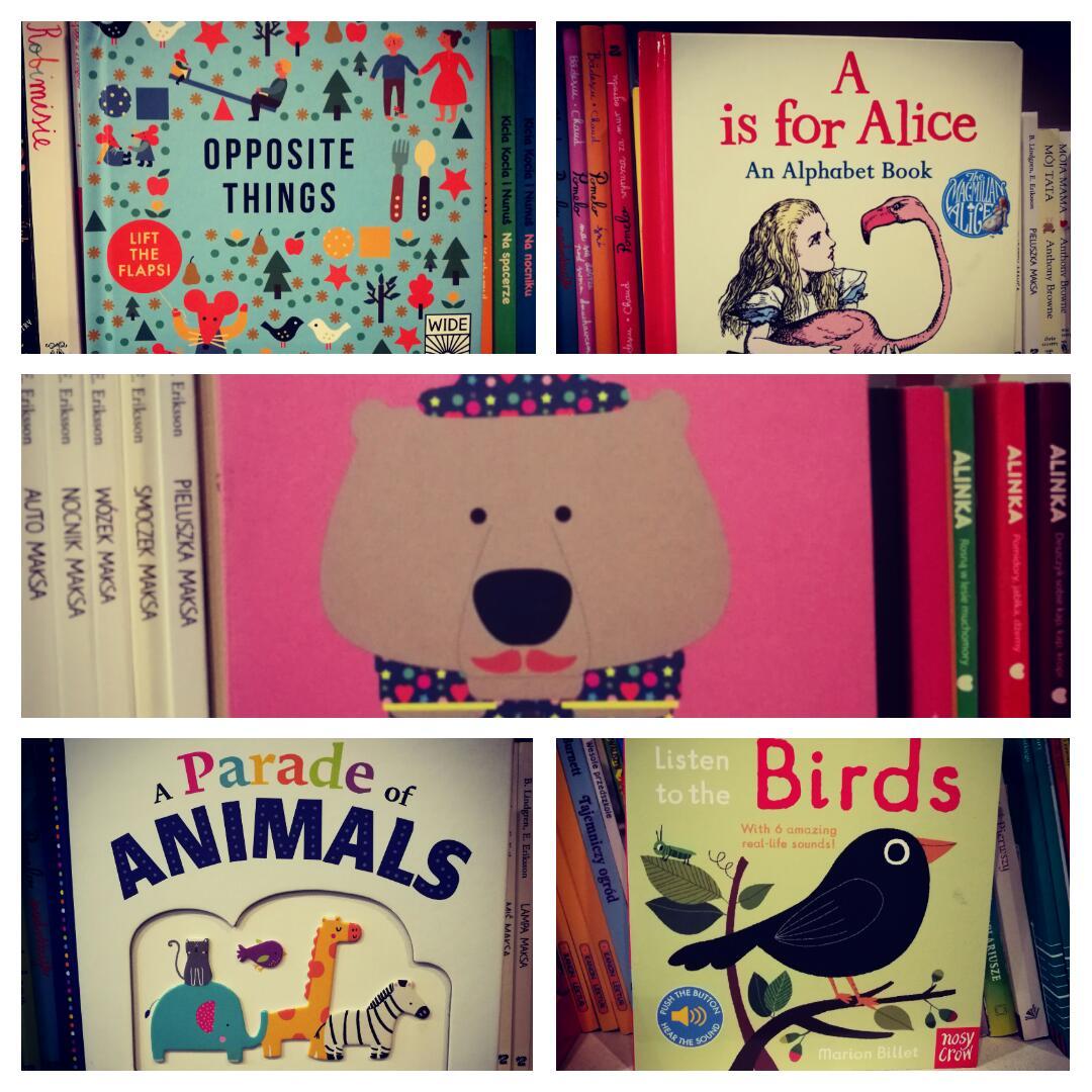 5 anglojęzycznych książeczek dla najmłodszych