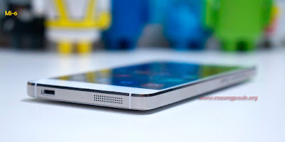 အဆင့္ျမင့္ Smartphone တစ္ခု အျဖစ္ထြက္ရွိလာမယ့္ Xiaomi Mi6