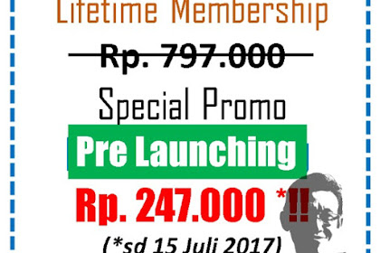 Dibuka Kelas Online WhatsApp Promotion