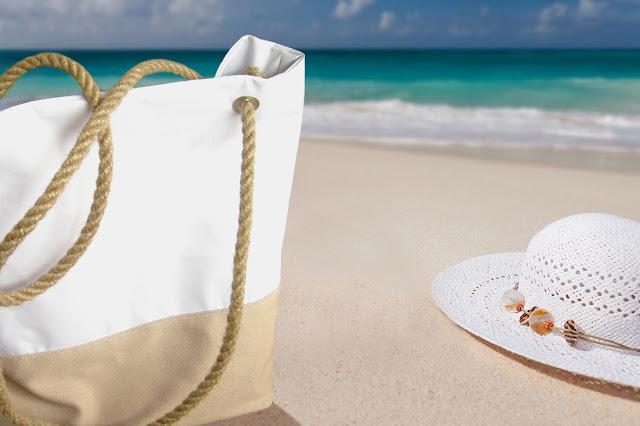 Jak uszyć torbę plażową DIY - darmowy wykrój