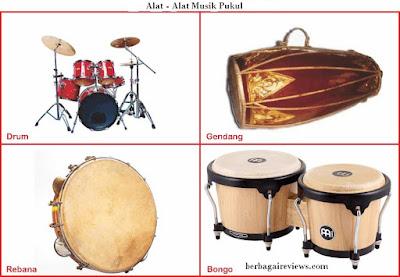 Alat musik pukul - berbagaireviews.com