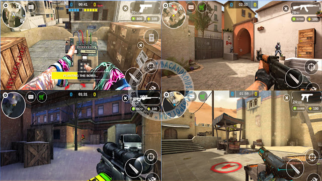 counter attack Apk Like CS