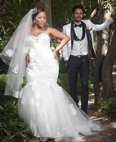 Skeem Saam Wedding Leeto Maputla And Mokgadi Matloga Tie