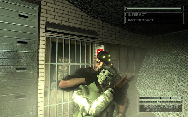 Tom Clancys Splinter Cell Chaos Theory PC Full Version Screenshot 3