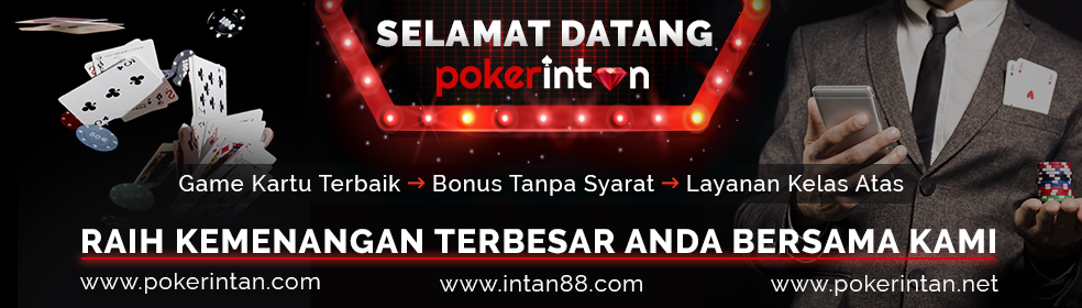 Pokerintan Hadir 8 Games Terbaik se Indonesia | Cashback 0.5% | Referral 15 % Pokerintan-slideshow1