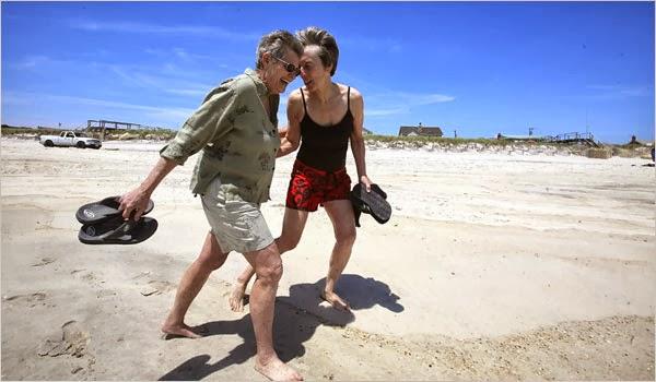 pensionati spiaggia