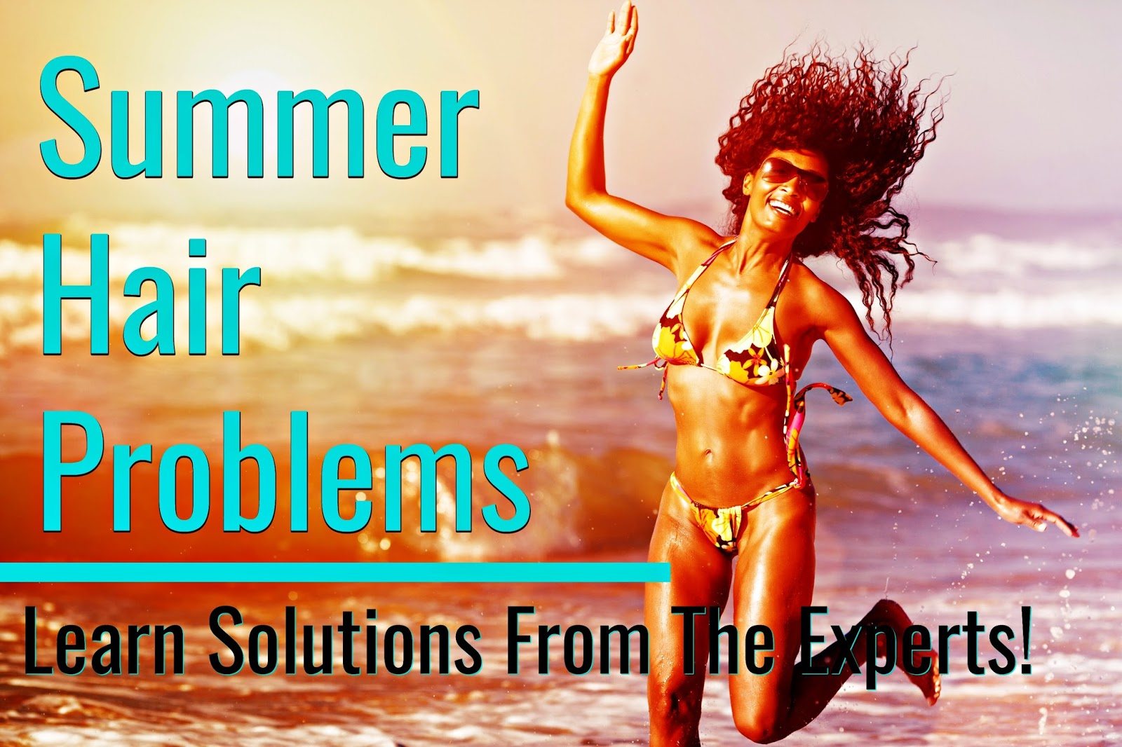 Click here to buy SACHAJUAN - HAIR IN THE SUN to protect your hair this summer.