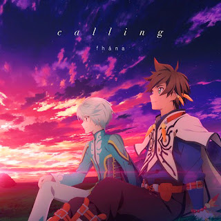 Download Calling - Ending Tales of Zestiria the X (Single)