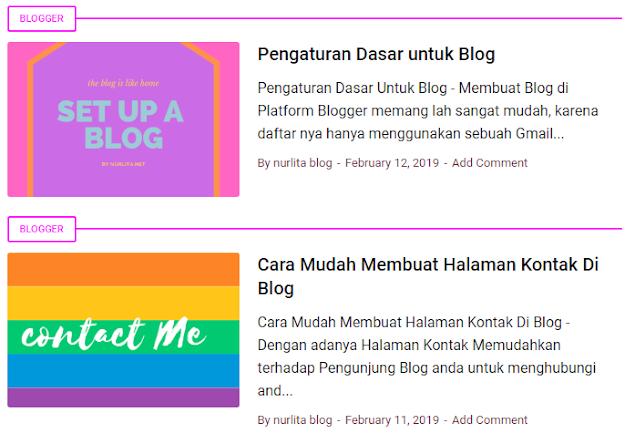 Cara Membuat Read more Otomatis Di Blog