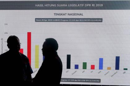 Prabowo Menang 62 Persen Berdasarkan Real Count 'AyoJagaTPS'
