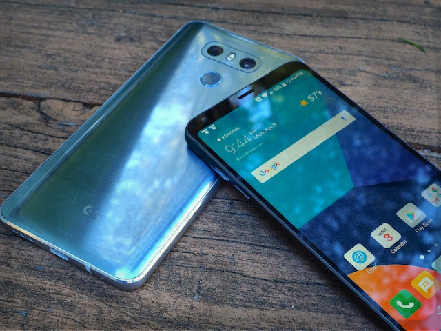 LG G6 Review and Photos