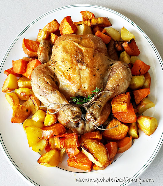 How To Perfect Roast Chicken from www.mywholefoodfamily.com