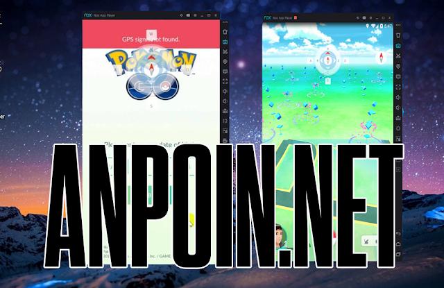 Cara Bermain 2 Akun Pokemon GO di Nox, Cara Bermain Akun Pokemon GO Lebih Dari 1 Akun, Cara Bermain Multi Akun Pokemon GO di NOX, Cara Login Multi Akun di NOX.