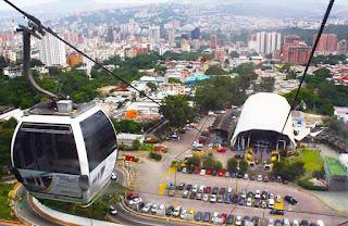 El teleférico de Caracas llegara hasta Macuto (La Guaira)