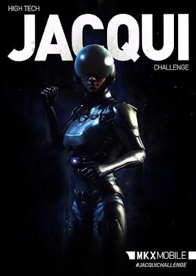 Jacqui Briggs Alta Tecnologia - Mortal Kombat X mobile