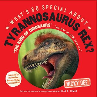 What's So Special About Tyrannosaurus Rex Schoolchildren Dinosaur Book