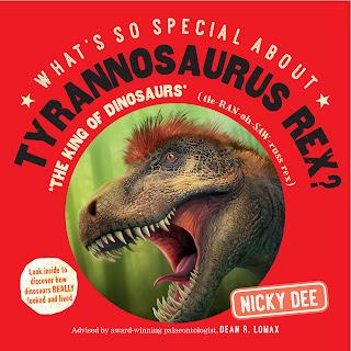 What's So Special About Tyrannosaurus Rex Schoolchildren Dinosaur Book