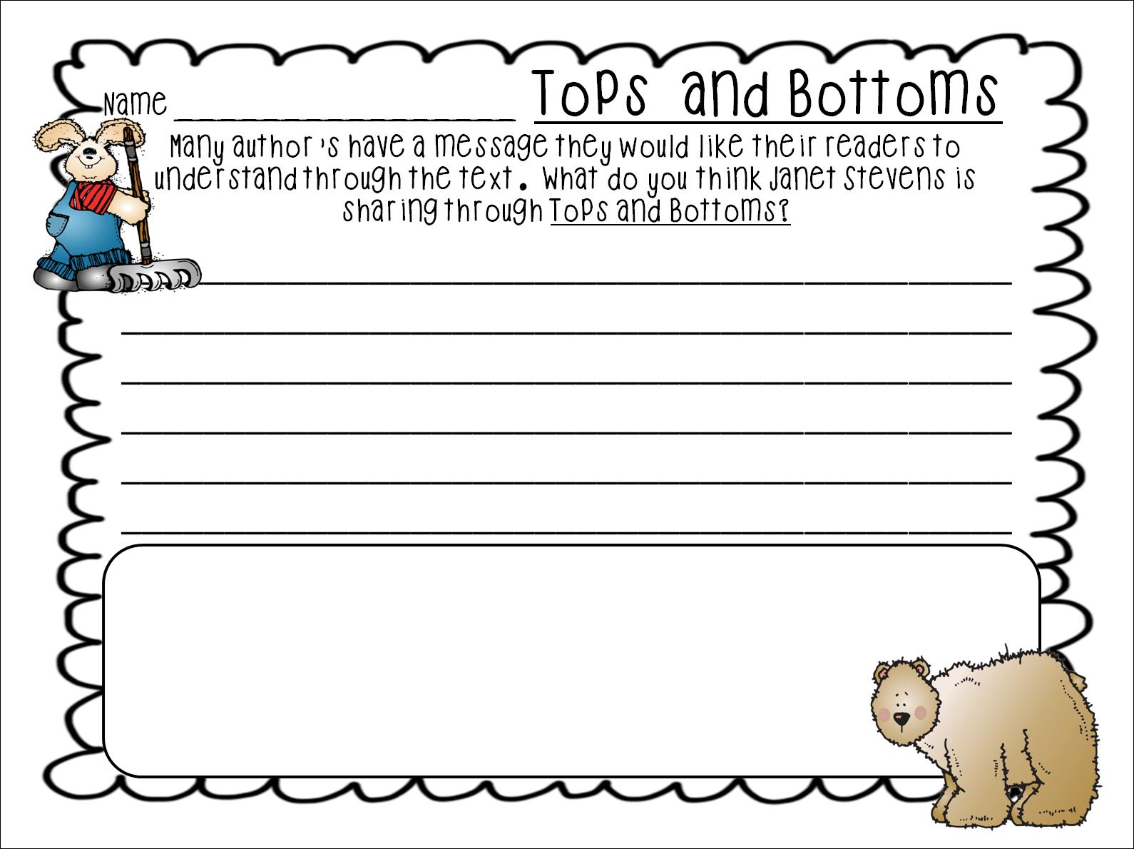 Comfortable Teachermomplus3 Tops Bottoms Book Review