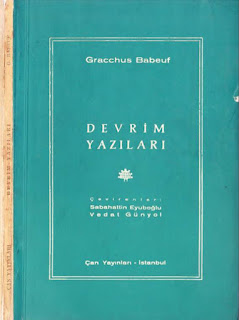Gracchus Babeuf - Devrim Yazıları
