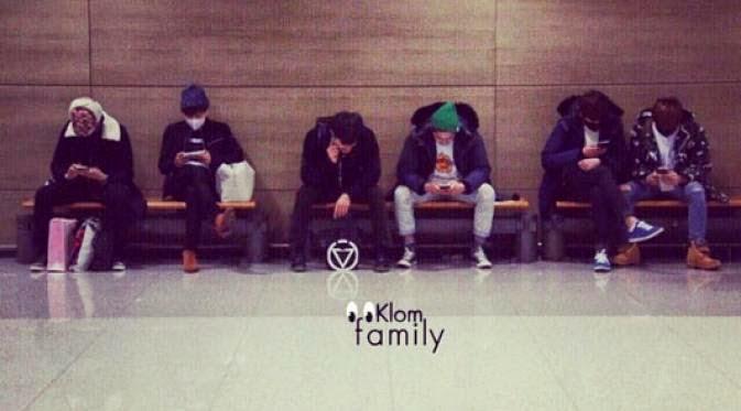 Heechul Super Junior : Smartphone Membuat Orang Menjadi Generasi Idiot