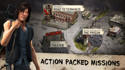 Free Download The Walking Dead No Man's Land MOD APK 1.6.4.3