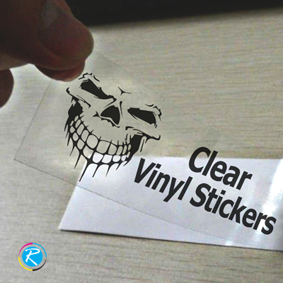 image about Printable Vinyl Sticker called Rules toward choose self-adhesive apparent vinyl stickers printing with