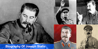 Joseph Stalin – The Dictator Of Russia