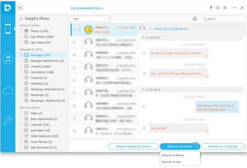 facebook messages recovery tool 1.5 does it work