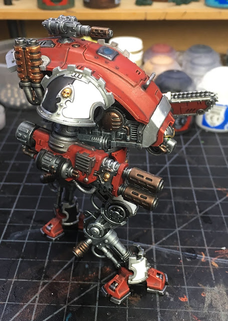 WIP House Taranis Armiger Warglaive
