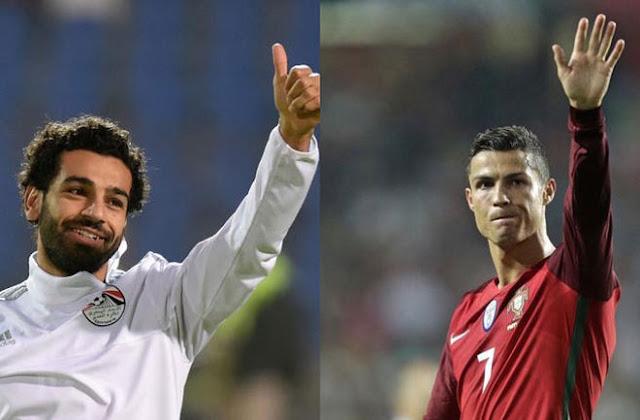 """Real cuồng """"bom tấn"""" Salah 200 triệu bảng: """"Ông trùm"""" tất tay vì Ronaldo 2"""