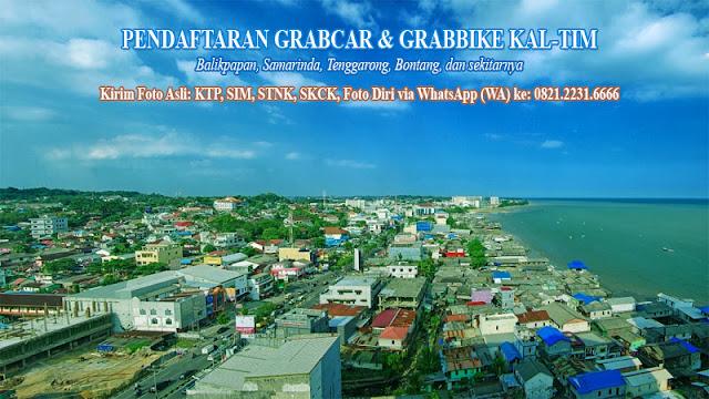 Daftar Grabcar Grabbike Balikpapan Samarinda