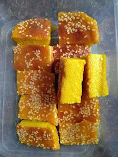 Cara Buat Bingka Durian