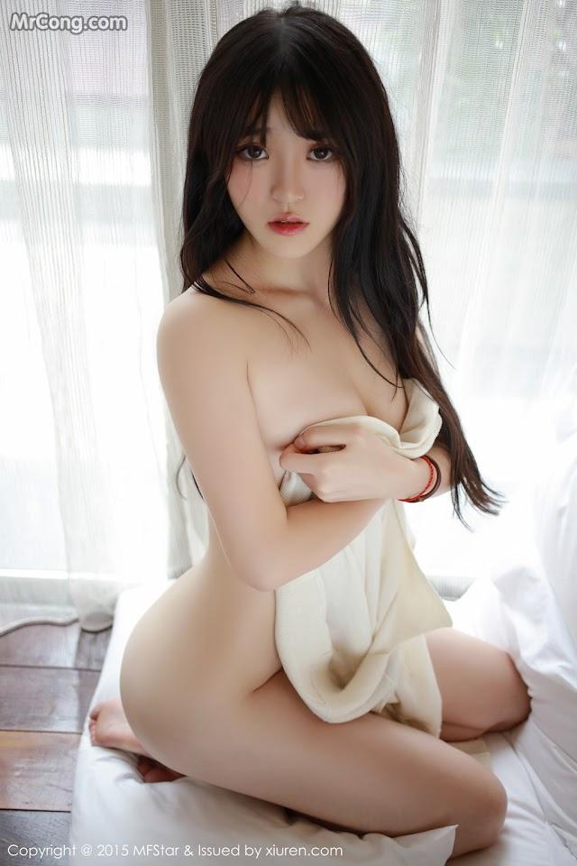 MFStar Vol.029: Người mẫu MoMo (伊小七) (52 ảnh) - Page 3 of 3