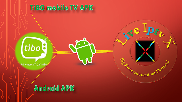 TiBO mobile TV APK