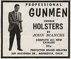 1963 Bianchi Holster Ad